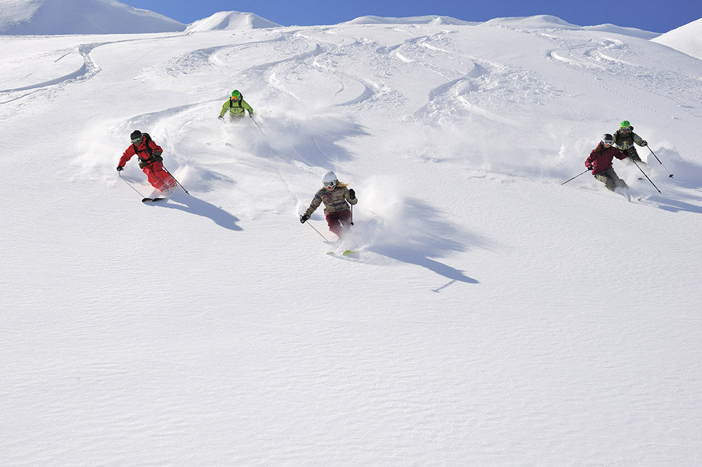 Chaussez vos skis all mountain et goutez au plaisirs multiples... - © Head / S.Mallaun