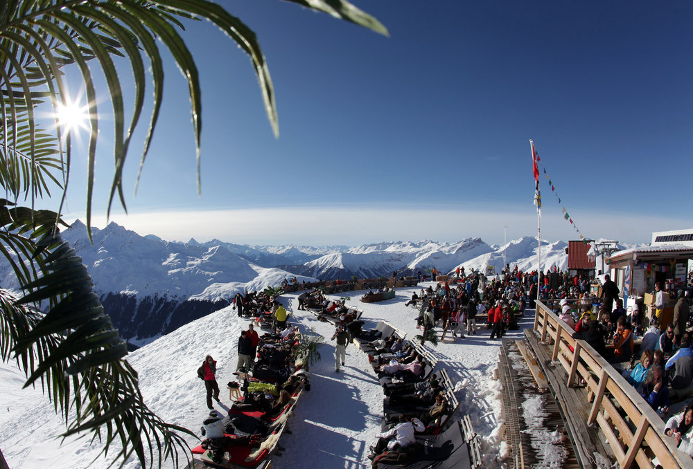 Funmountain Jakobshorn, Davos - © Marcel Giger
