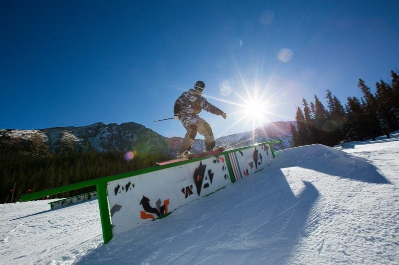 Something for everyone on A-Basin opening day - © Dave Camara/Arapahoe Basin Ski Area