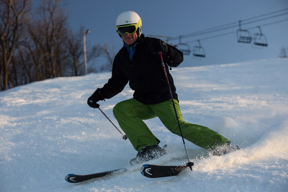 Buy early and save big on a season of soft turns at Mountain Creek. - © Mountain Creek