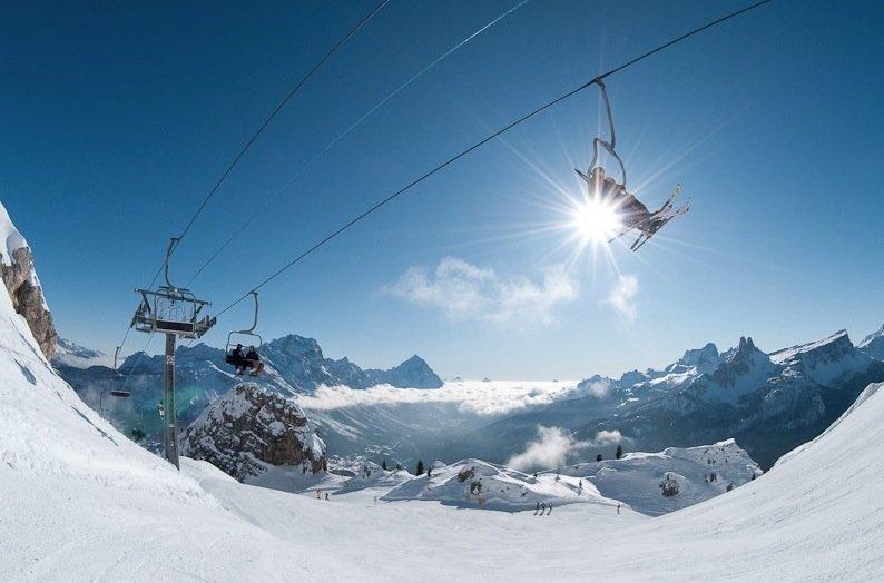 Cortina d'Ampezzo - © ® Cortina d'Ampezzo