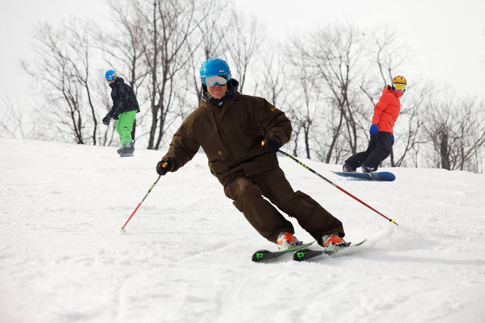 Great conditions await at Wisp Resort. - © Wisp Resort
