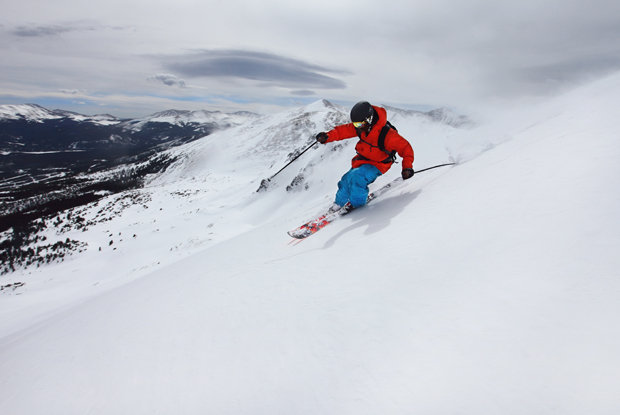 Peak 6 at Breckenridge is soon to be Colorado's place to ski.