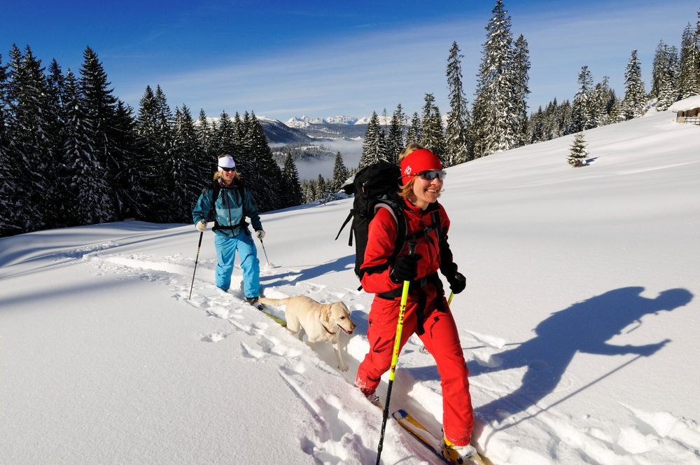 Skitour in Reit im Winkl - © Norbert Eisele-Hein