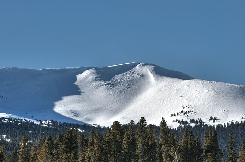 Breckenridge Peak 6 expansion is complete and open! - © Breckenridge