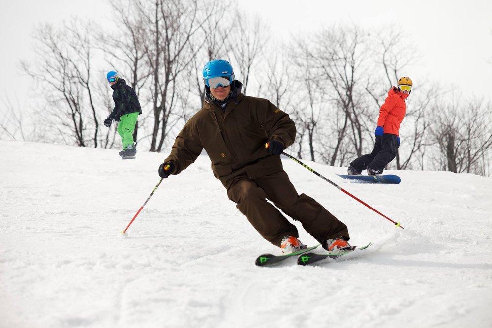 Great conditions await at Wisp Resort. - © Wisp Resort
