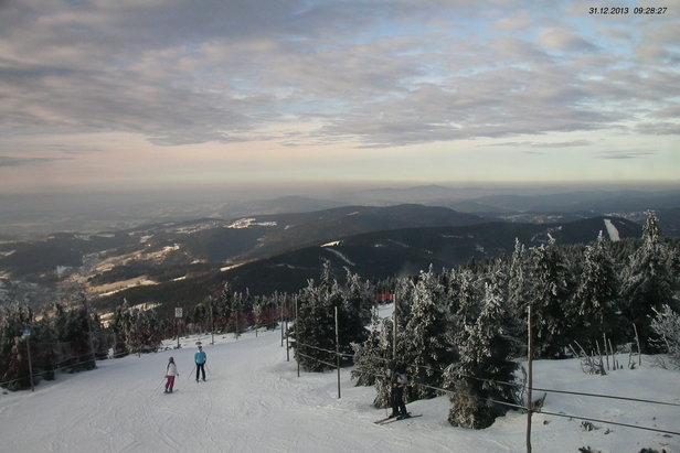 Rokytnice nad Jizerou - Horní domky