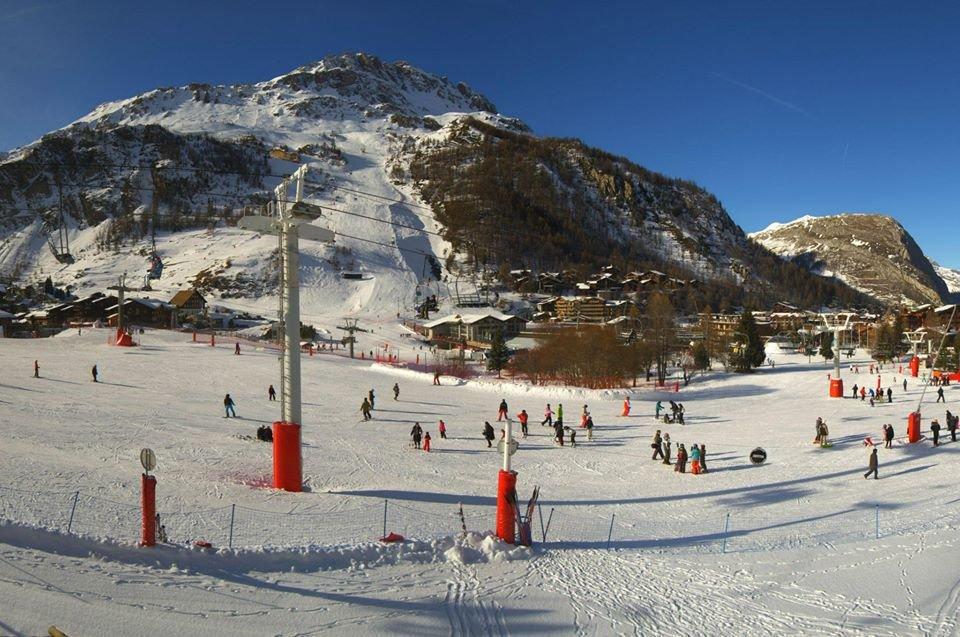 Val d'Isere Dec. 23, 2013
