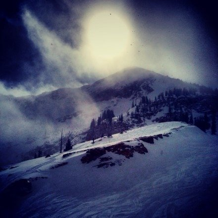 Epic day at Alta... best it's been in January for several years!