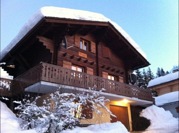 location chalet grand bornand arpege - ©Grand-Bornand Reservation