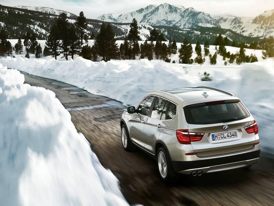 BMW xDrive White Tour - Test Drive a Ponte di Legno 1-2 Febbraio 2014 - © BMW
