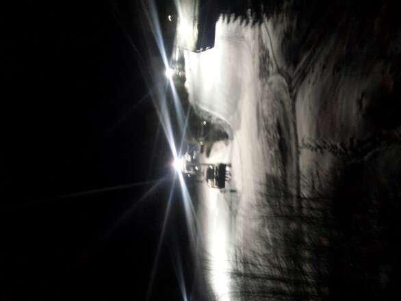 War Nachtskifahren am Donnerstag. Super Schnee, wenig Menschen, viel Spaß !