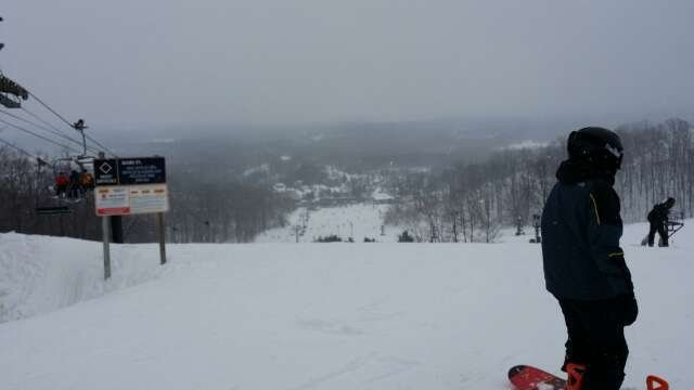 Had a great day on the slopes.  The runs are in perfect shape!  Employees working the lift did a great job of organizing the lift lines.  Normally a boyne fan, Crystal Mountain is now our goto resort.