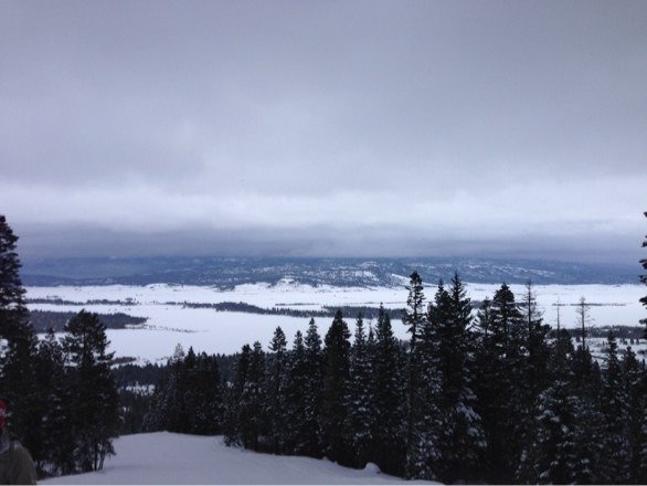 Awesome day yesterday! Light snow all day! Prefect weather and amazing hospitality from everyone that works there!