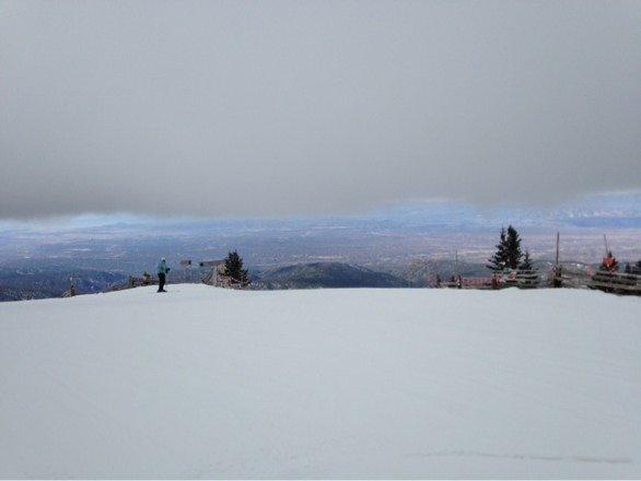 Ski Santa Fe is an amazing place. ✌️