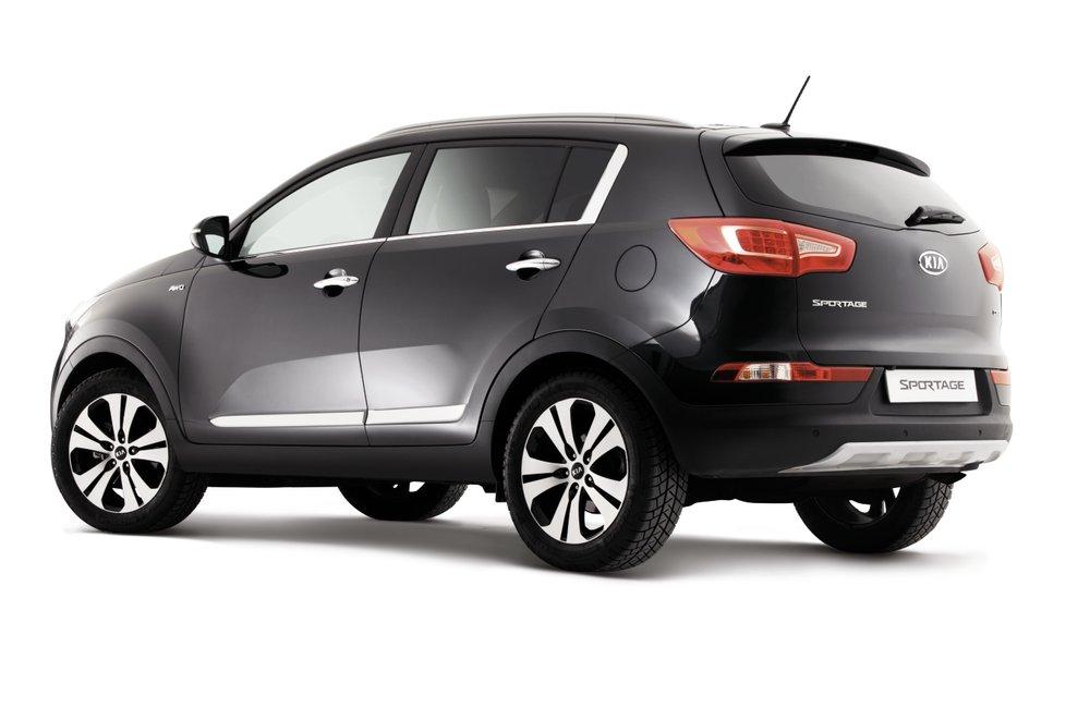 Kia Sportage 4x4 Rebel  - © Kia Motors Company Italy