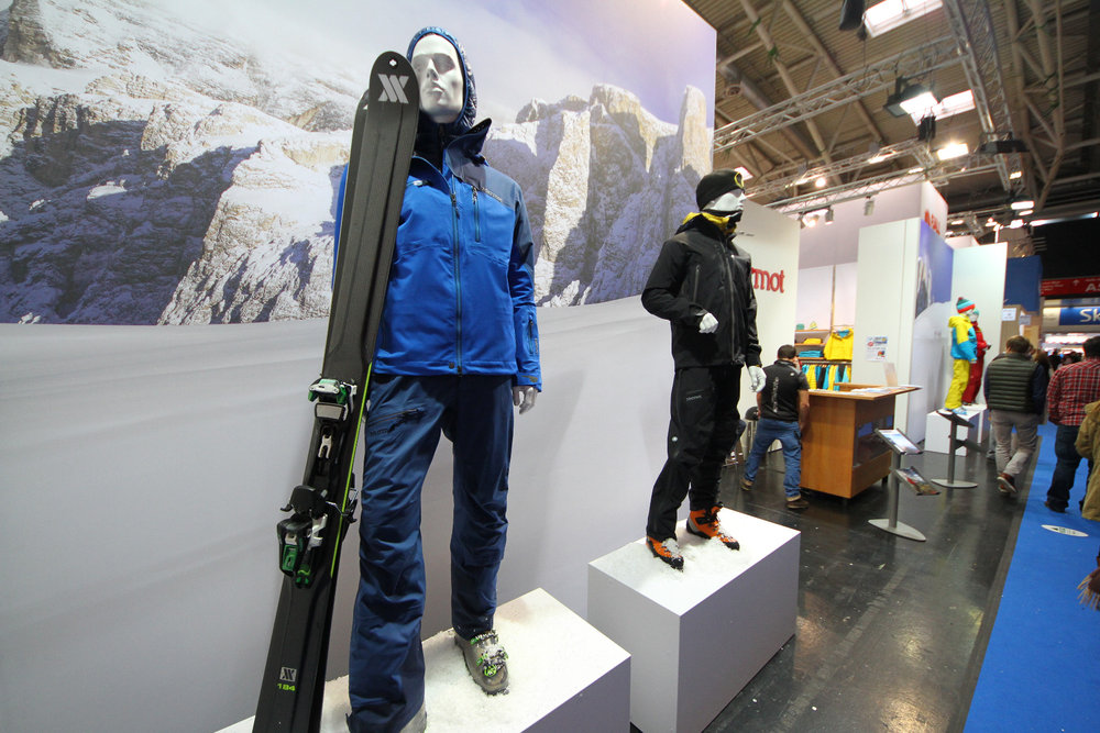 Marmot at ISPO 2014 - © Skiinfo
