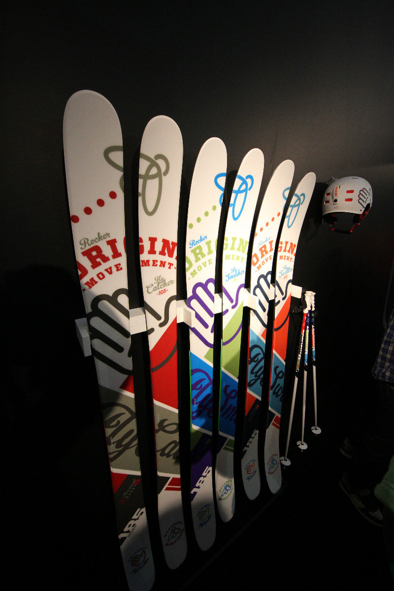 Movement Ski at ISPO 2014 - © Skiinfo