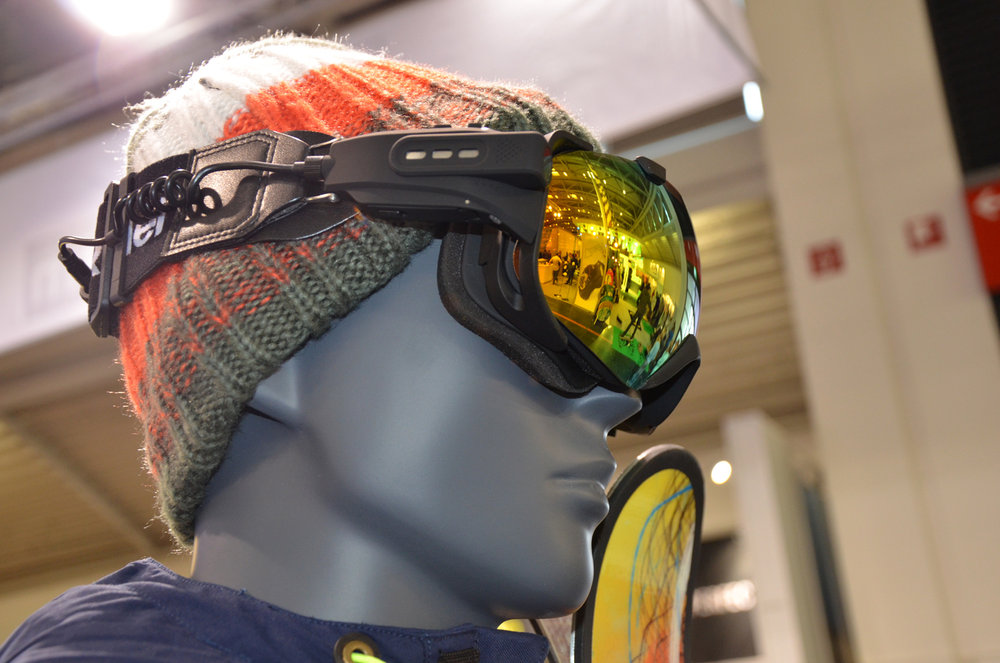 Rollei Video Goggles - © Skiinfo