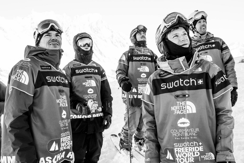 Swatch Freeride World Tour by The North Face 2014 - © www.freerideworldtour.com