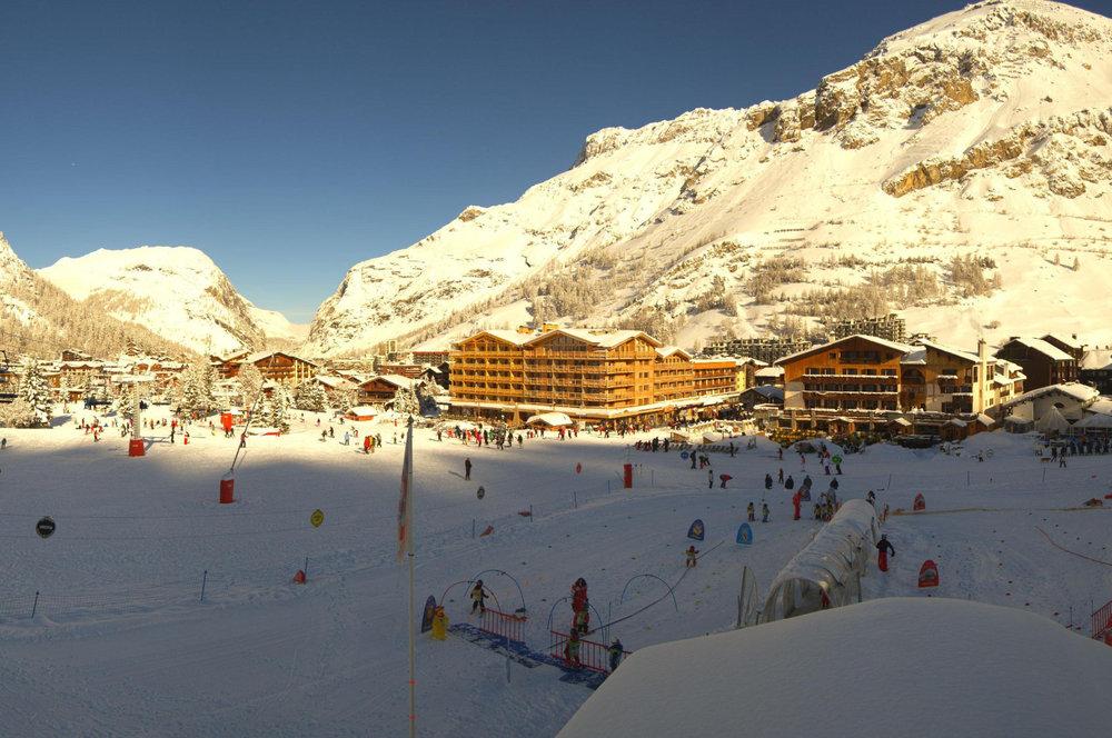 Val d'Isère Feb. 17, 2014 - © Katallys / Livecam 360