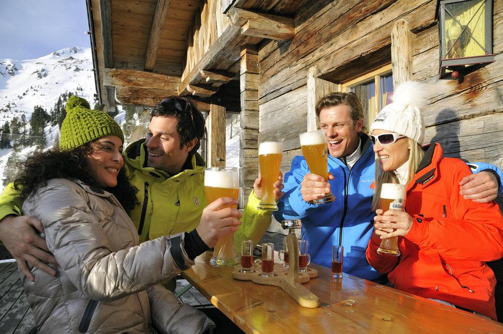 Hüttengaudi in Obertauern - © Tourismusverband Obertauern