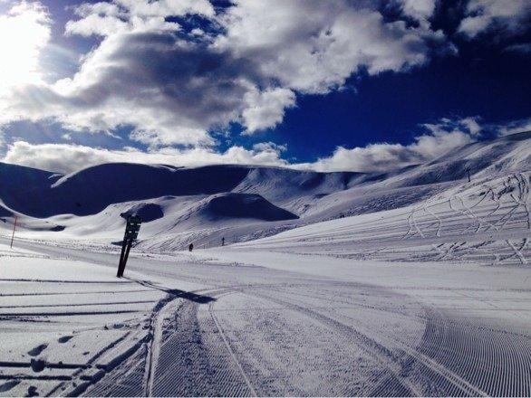 Ottima neve giornata perfetta