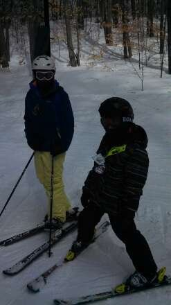 awesome day at Caberfae Peaks and the staff is great too