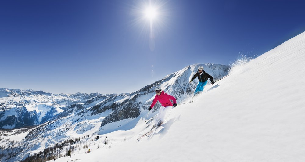Skigebiet Flachauwinkl - © Hans Huber
