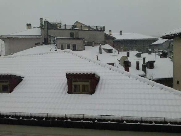 Sta nevicando,piste bellissime