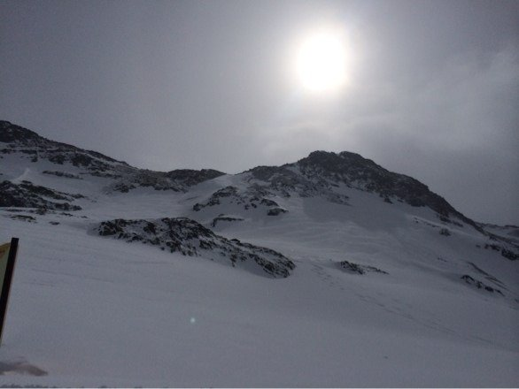 Massive dump over night made for great skiing today