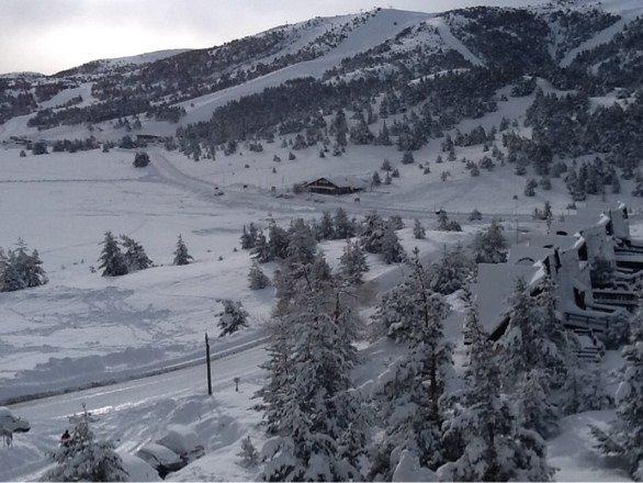 L hallu 1 journée de chute de neige lundi, 1 journée de poudre mardi ;-)