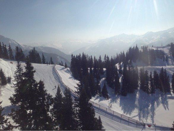 Sonne und toller Schnee!