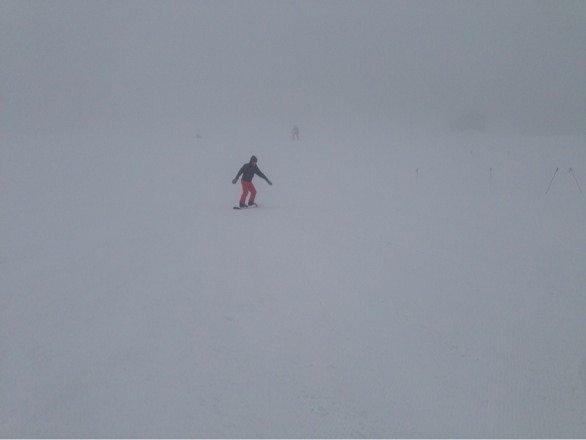 Tanta tanta nebbia