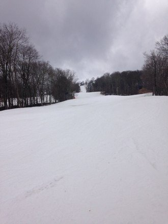 Went snowboarding wed. Yes it rained, but still had a blast. Sugar mtn is the best around. Was slick way up top and some slush towards bottom, but come on...it's march!!! Be happy just to have fun on the slopes.