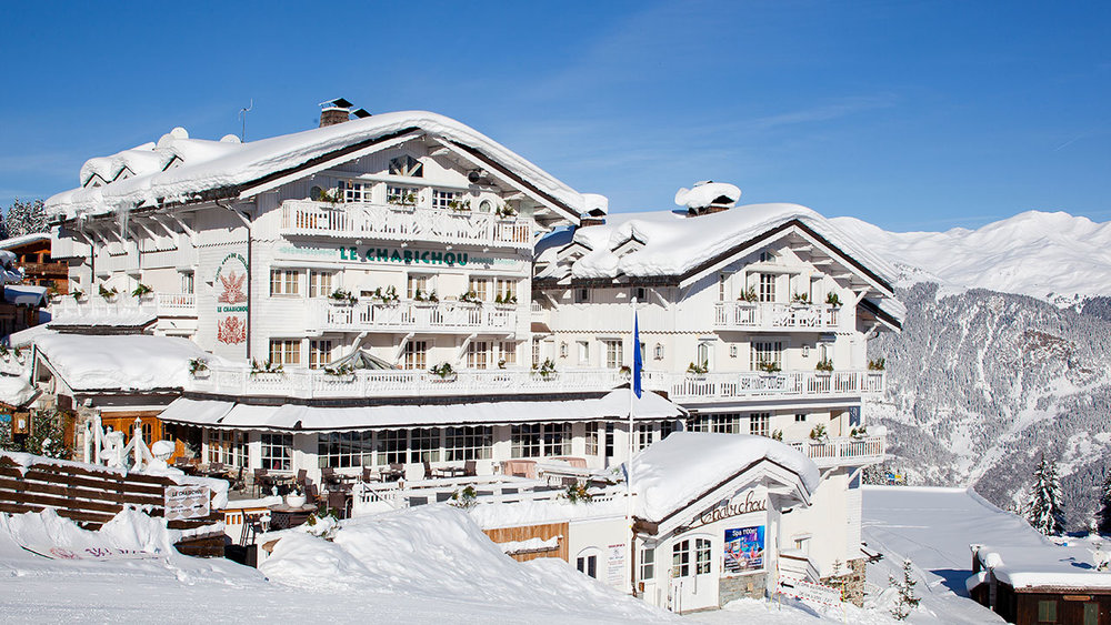 Le Chabichou Hotel, Restaurant & Spa - ©Le Chabichou