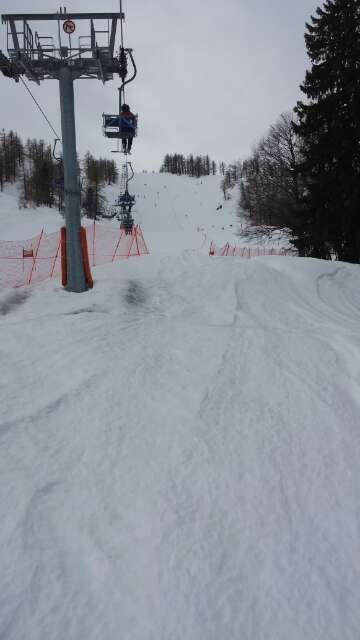 Domobianca - Neve di Marzo 2014