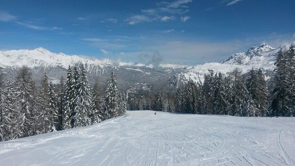 Pinzolo - Ancora neve fresca! 24 Marzo 2014
