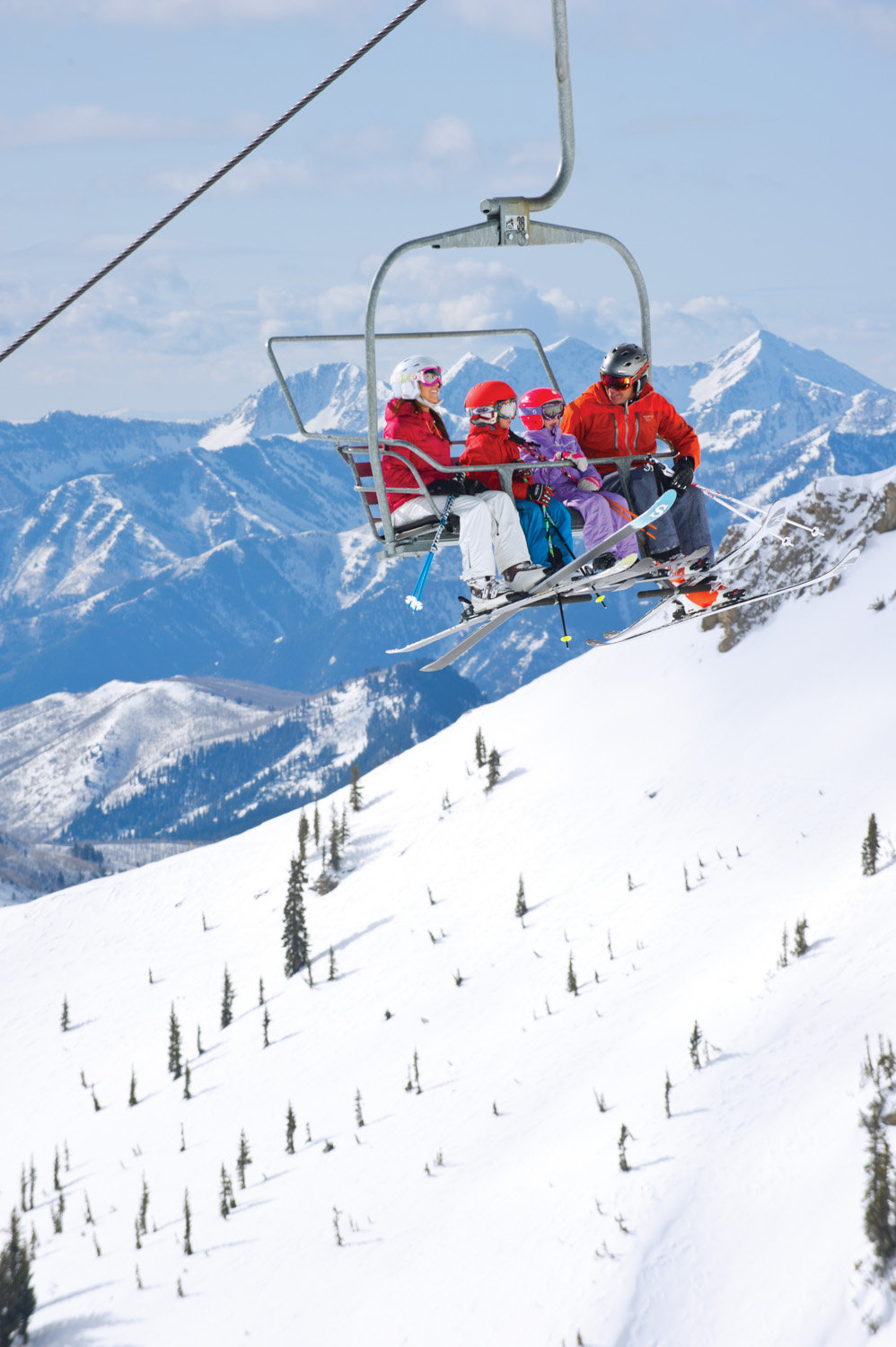 Snowbird's mission statement is: Making memories to match our mountain. - ©Snowbird Ski and Summer Resort