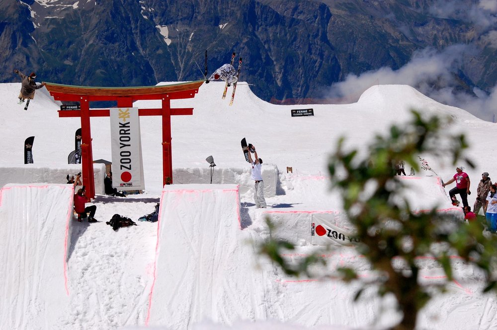 Kumi Yama 2014 - Les Deux Alpes (FR)