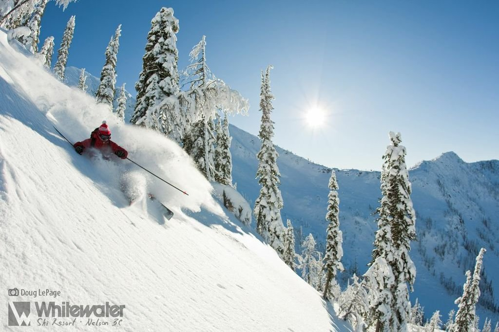 Whitewater Ski Resort - © Doug LePage