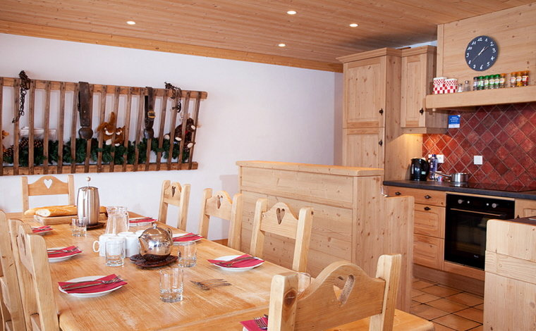 Chalet Grand Mouflon, Les Gets - © Chalet Grand Mouflon