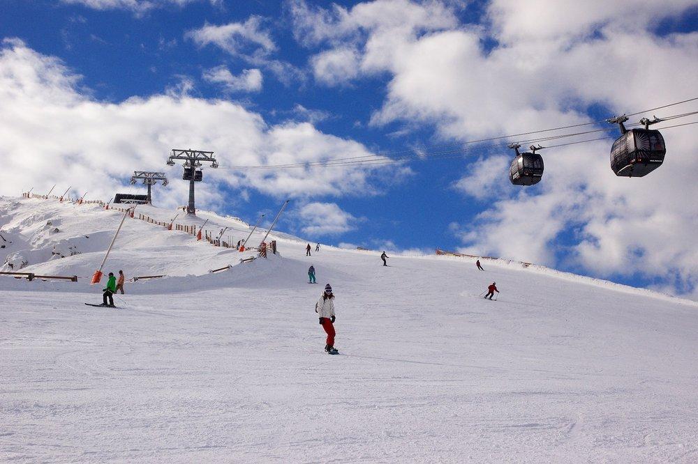 Slnečná marcová lyžovačka - Jasná Nízke Tatry - © Jasná Nízke Tatry