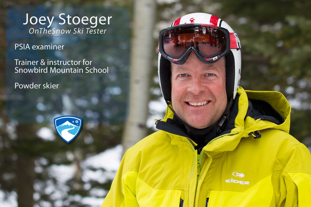 """Joey Stoeger, 47. Your ultimate ski day would need to include what? """"A helicopter."""" - © Cody Downard Photography"""
