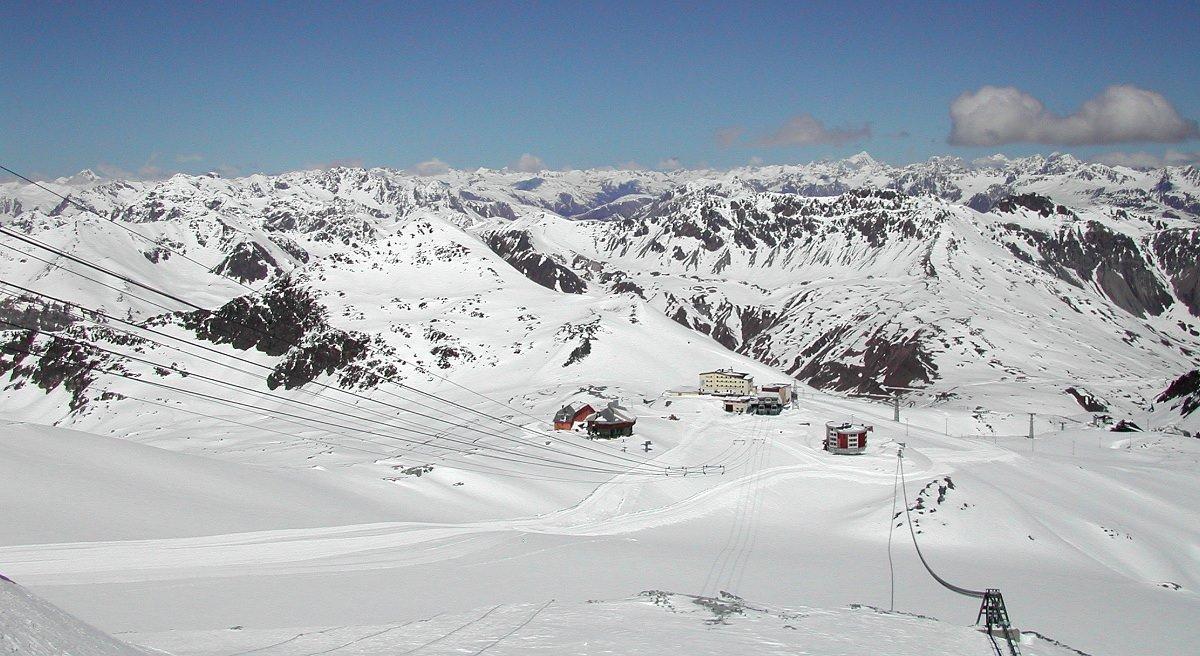 Passo Stelvio, 31 Maggio 2014