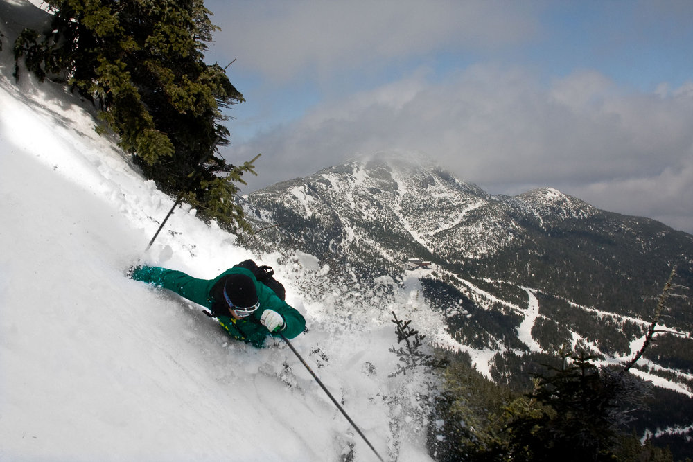 Steep & deep at Stowe. - © Stowe Mountain Resort