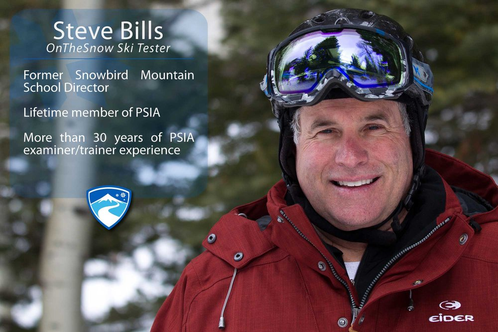 "Steve Bills, 57. Your ultimate ski day would need to include what? ""Bluebird day of powder and groomers with my wife."" - © Cody Downard Photography"