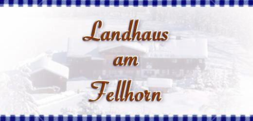 Landhaus am Felhorn