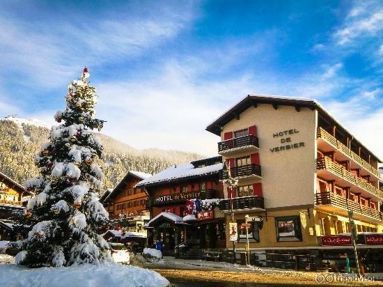 Hotel de Verbier