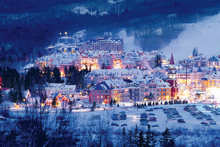 Fairmont Tremblant - © Fairmont Tremblant
